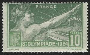 France #198 Mint Hinged Single (H5)