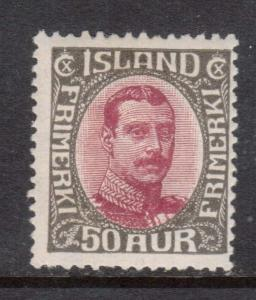Iceland #125 Mint