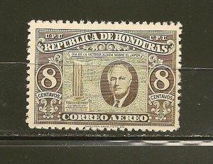 Honduras C163 Franklin D Roosevelt MNH