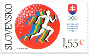 SLOVAKIA/2021 - The XXXII Summer Olympic Games, Tokyo, MNH