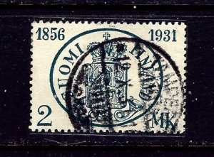 Finland 183 Used 1931 issue