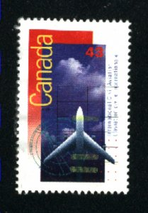 Canada #1528   -1   used VF 1994  PD