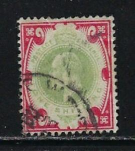 Great Britain 138 Used 1902 issue