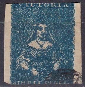 Victoria #3 Used CV $450.00 (A18885)