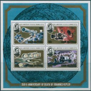 Cook Islands 1980 SG707 Johannes Kepler MS MNH