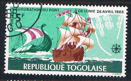 Togo 641 Used Ships (BP1242)