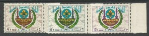1973 Saudi Arabia Boy Scouts 6th Arab Jamboree