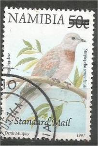 NAMIBIA, 1997, used Std on 50c Definitive Scott 870B