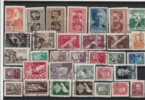 Poland Stamps Ref 13995