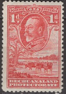 Bechuanaland Protectorate; 1932: Sc. # 106; *+/MLH Single Stamp