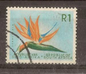 South Africa 1963 1R SG236 Fine Used Cat£48