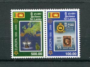 Sri Lanka  Europa  2006   Mint VF NH