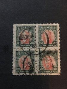 China stamp BLOCK, Genuine, List 1456
