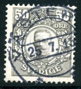 SWEDEN - SC #89 - used - 1912 - Item SWEDEN004