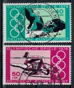 Germany - Bund - Scott B530-B531