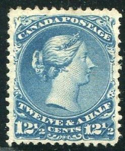 Canada #28  Unused  XF