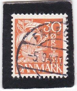 Denmark,  #  238G   used