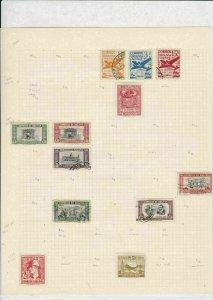 Bolivia Stamps Ref 15036