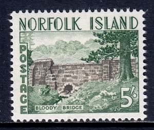 Norfolk Island - Scott #40 - MNH - SCV $5.50