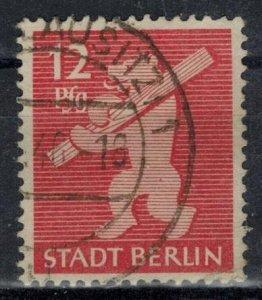 Germany - Russian Zone - Berlin-Brandenburg - Scott 11N5