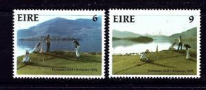 Ireland 371-72 Hinged 1975 set