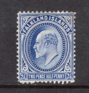 Falkland Islands #25 Mint