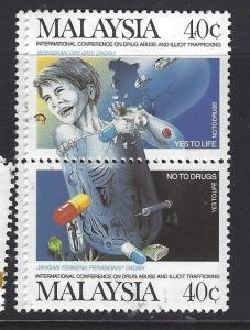 MALAYSIA     (P0801BB)  SG 381A, 384   MOG