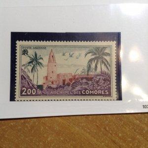 Comoro Islands  # C3  MNH