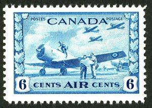 Canada #C7 MINT OG HR Thins