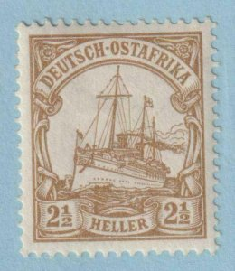 GERMAN EAST AFRICA 22  MINT HINGED OG * NO FAULTS EXTRA FINE!