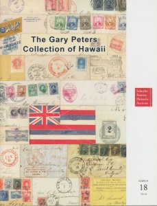The Gary Peters Collection of Hawaii. 2016 Schuyler Rumsey Auction catalog