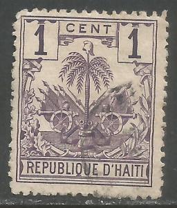 HAITI 32 VFU ARMS 1120A-3