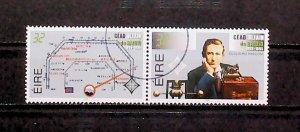 Ireland 1995 Guglielmo Marconi Original Radio Transmitter Full Set A22P20F9035