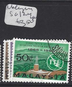 MALAYSIA FEDERATION   (PP2612B)  SG 12-4   VFU