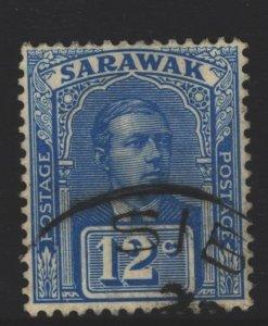 Sarawak Sc#87 Used