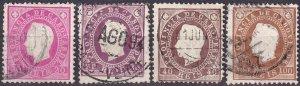 Cape Verde #17-9, 21   F-VF Used CV $18.75 (Z2516)
