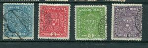 Austria Scott #164-7 Used