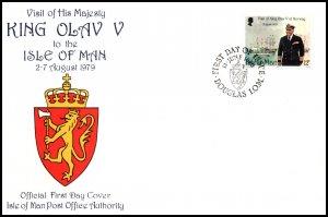 Isle of Man 176 U/A FDC