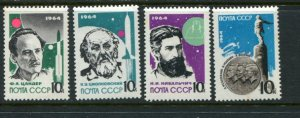 Russia #2883-9 used