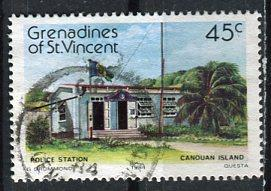 St Vincent Grenadines: 1984; Sc. #434, O/Used Single Stamp