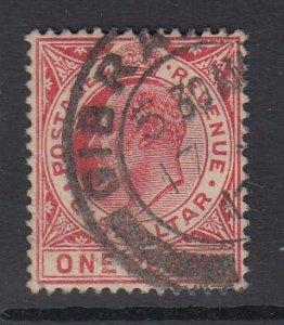 GIBRALTAR, Scott 51, used