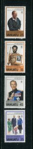 Vanuatu MNH 304-7 60th Birthday Duke Of Edinburgh