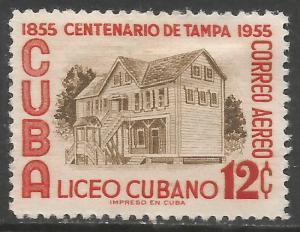 CUBA C119 MOG CH1-31