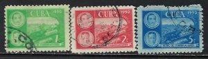 CUBA 452-54 VFU LOCOMOTIVE Z5602