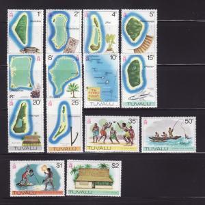 Tuvalu 23-36 MNH Various (B)