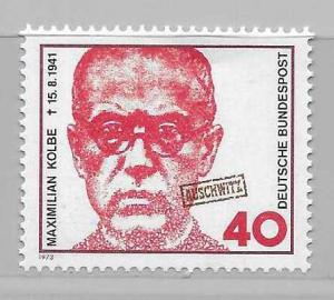 Germany 1116 Kolbe single MNH