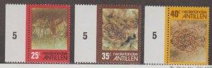 Netherlands Antilles Scott #391-392-393 Stamps - Mint NH Set