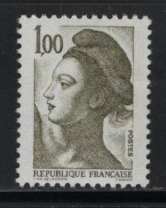 FRANCE  1794    MNH LIBERTY ISSUE 1982