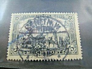 GERMANY 1900  -  SCOTT # 64  -  USED