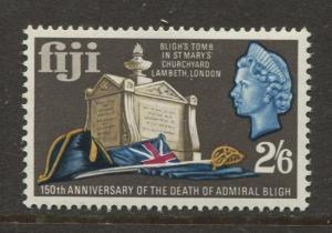 Fiji - Scott 235 - General Issue 1967 - MNH - Single 2/6d Stamp